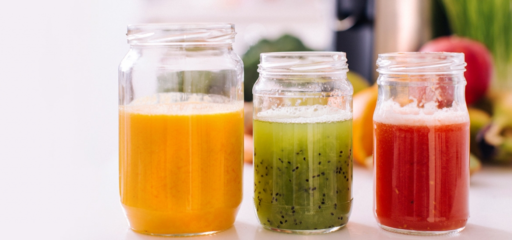 Juice your way to health and wellbeing.